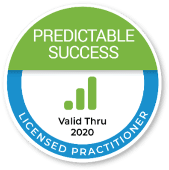 Predictable Success Licensed Practitioner