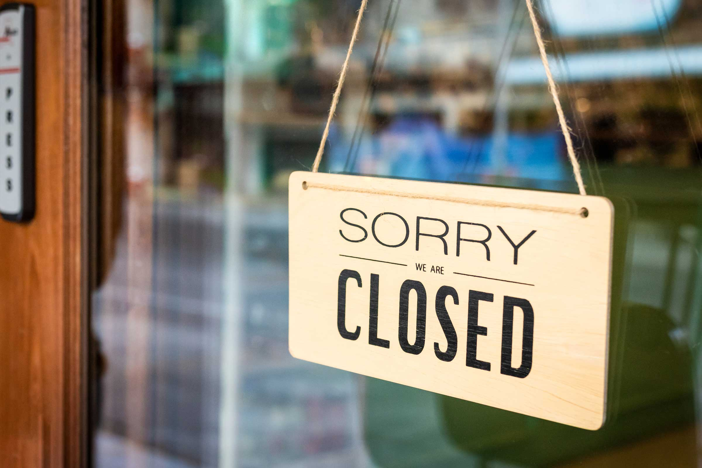 Why do so many small businesses fail?