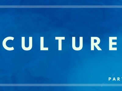 Why Your Culture Must Change - Part 4